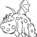 gronckle coloring pages 02