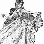 princess anastasia coloring pages