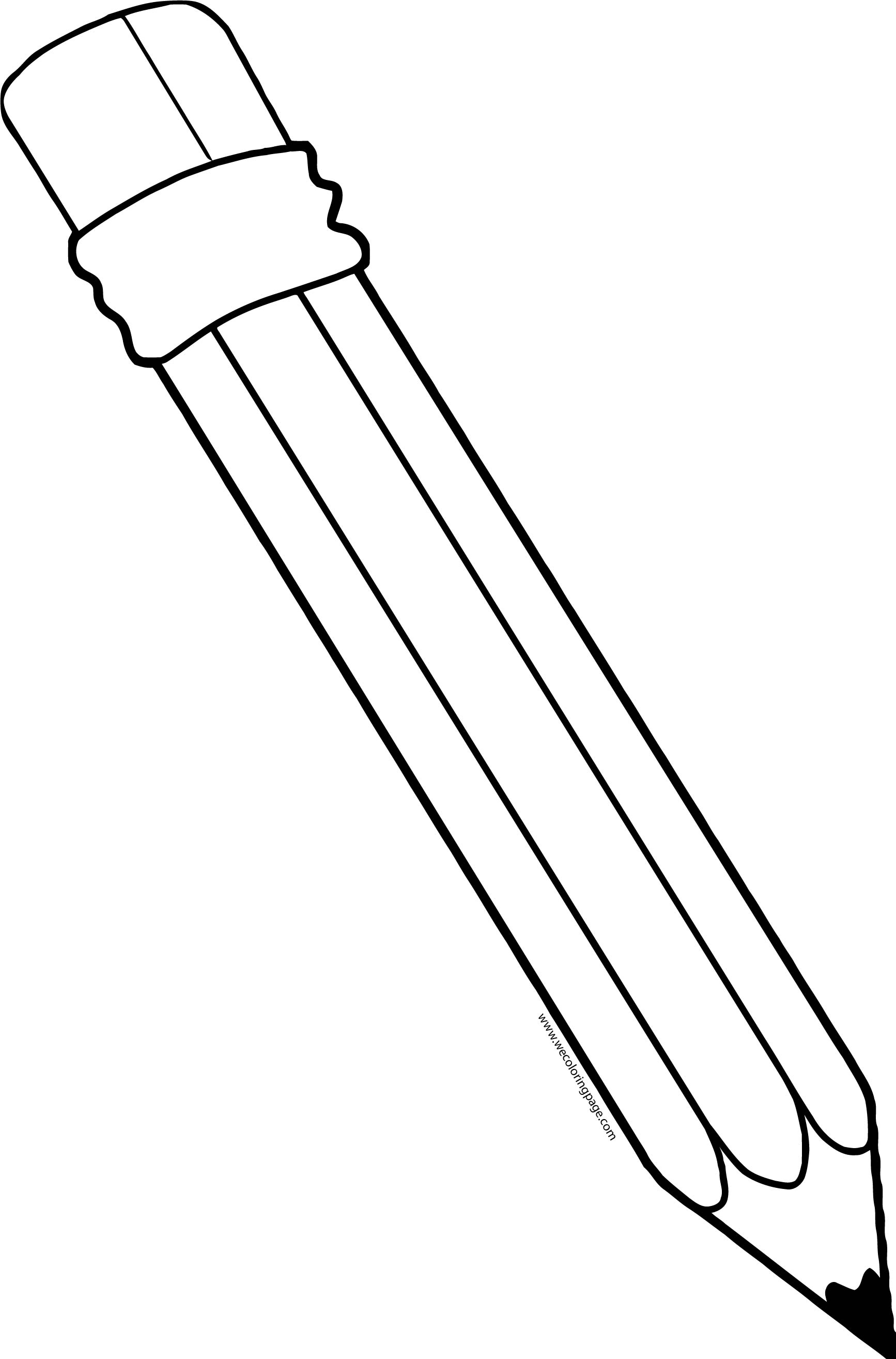 Bold Pen We Coloring Page