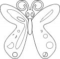 Butterfly Coloring Page 13
