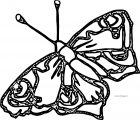Butterfly Coloring Page 42