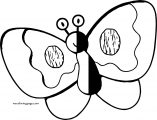 Butterfly Coloring Page 53