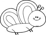 Butterfly Coloring Page 62