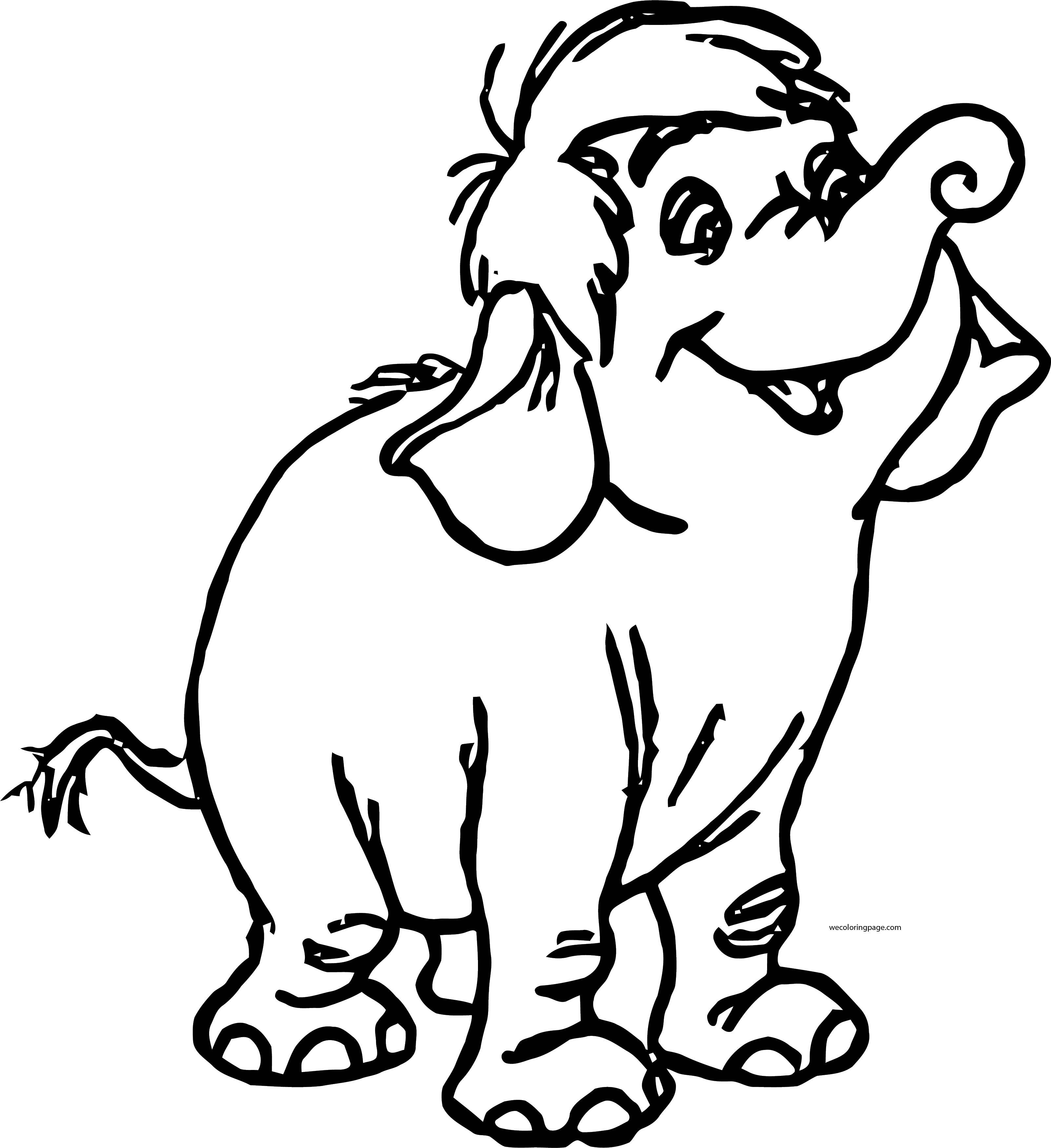 Disney Jungle Book Coloring Page 27