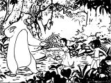 Disney Jungle Book Coloring Page 39