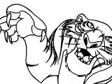 Disney Jungle Book Coloring Page 40