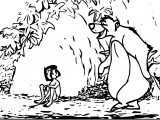 Disney Jungle Book Coloring Page 44