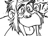Disney Jungle Book Coloring Page 46