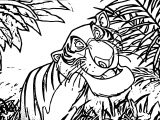 Disney Jungle Book Coloring Page 53