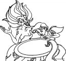 Disney The Little Mermaid 2 Return to the Sea Coloring Page 15