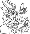 Disney The Little Mermaid 2 Return to the Sea Coloring Page 20