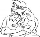Disney The Little Mermaid 2 Return to the Sea Coloring Page 23