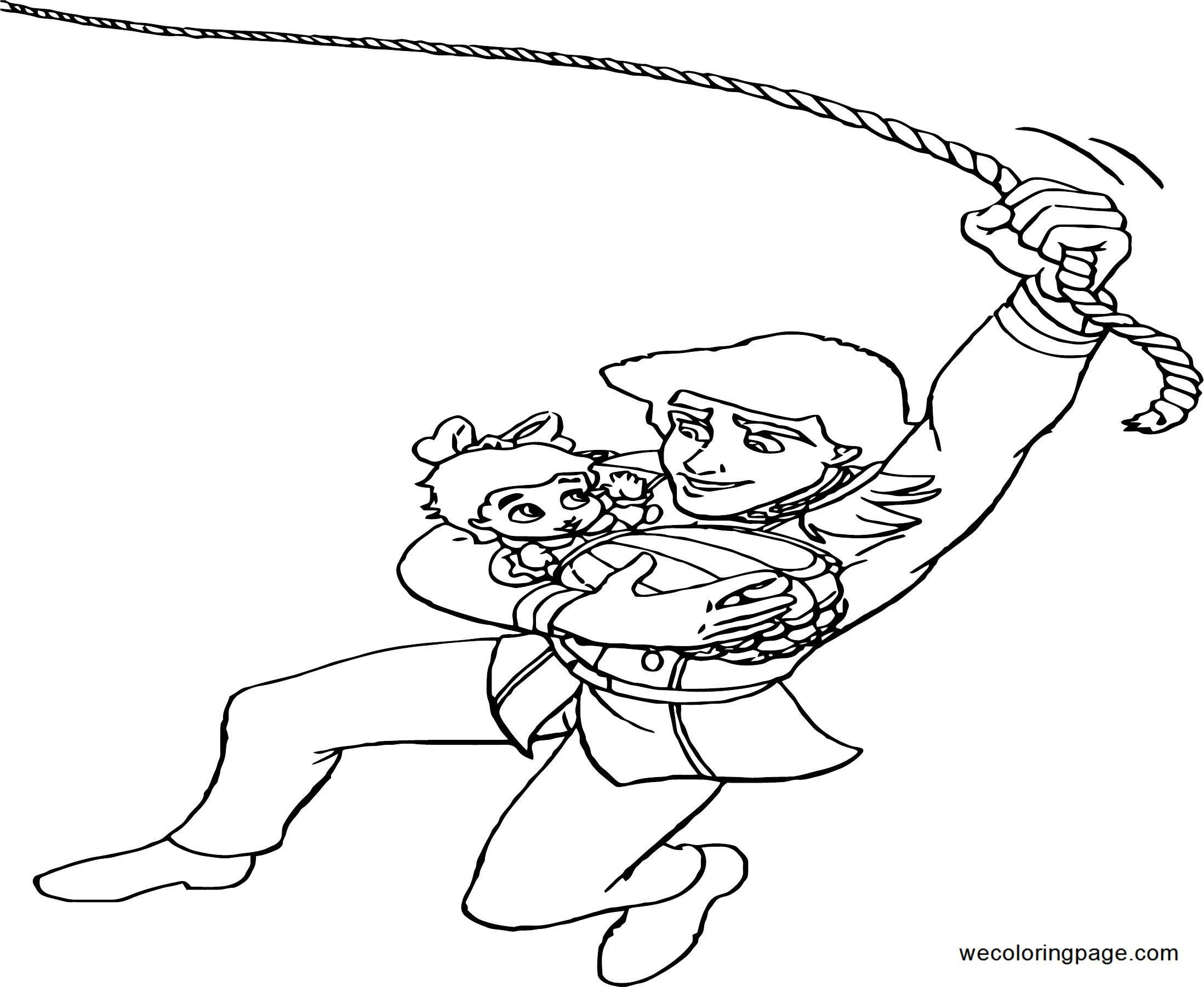 Disney The Little Mermaid 2 Return to the Sea Coloring Page 31