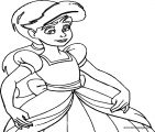 Disney The Little Mermaid 2 Return to the Sea Coloring Page 32