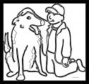 Dog Coloring Pages 039