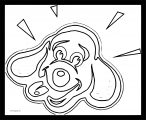 Dog Coloring Pages 041
