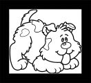 Dog Coloring Pages 118