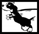 Dog Coloring Pages 120