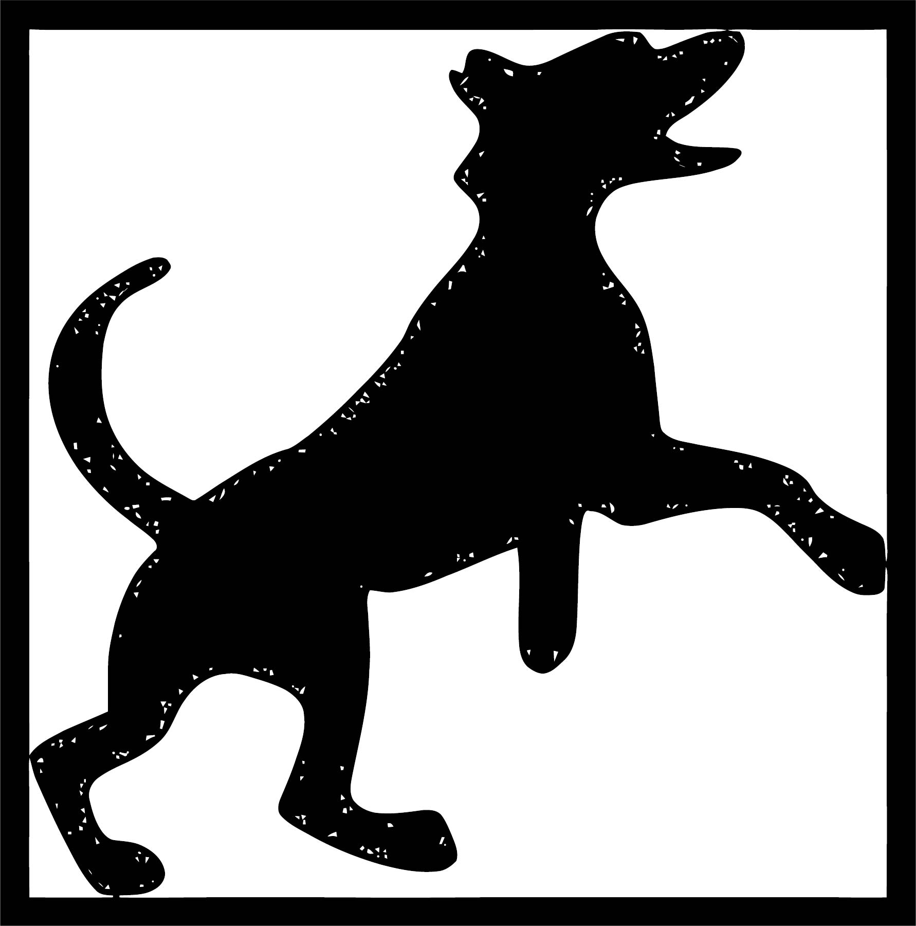 Dog Coloring Pages 167