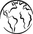 Earth Globe Coloring Page WeColoringPage 008