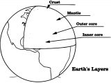 Earth Globe Coloring Page WeColoringPage 083