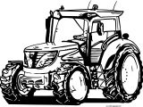 John Johnny Deere Tractor Coloring Page WeColoringPage 37