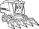 John Johnny Deere Tractor Coloring Page WeColoringPage 40