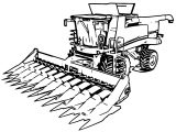John Johnny Deere Tractor Coloring Page WeColoringPage 41