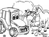 John Johnny Deere Tractor Coloring Page WeColoringPage 44
