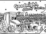 John Johnny Deere Tractor Coloring Page WeColoringPage 48
