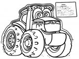 John Johnny Deere Tractor Coloring Page WeColoringPage 49