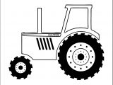 John Johnny Deere Tractor Coloring Page WeColoringPage 53