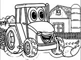 John Johnny Deere Tractor Coloring Page WeColoringPage 54