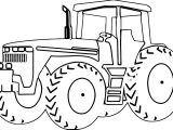 John Johnny Deere Tractor Coloring Page WeColoringPage 57