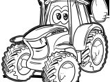 John Johnny Deere Tractor Coloring Page WeColoringPage 58