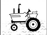 John Johnny Deere Tractor Coloring Page WeColoringPage 61