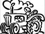 John Johnny Deere Tractor Coloring Page WeColoringPage 63