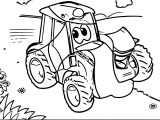 John Johnny Deere Tractor Coloring Page WeColoringPage 64