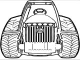 John Johnny Deere Tractor Coloring Page WeColoringPage 65