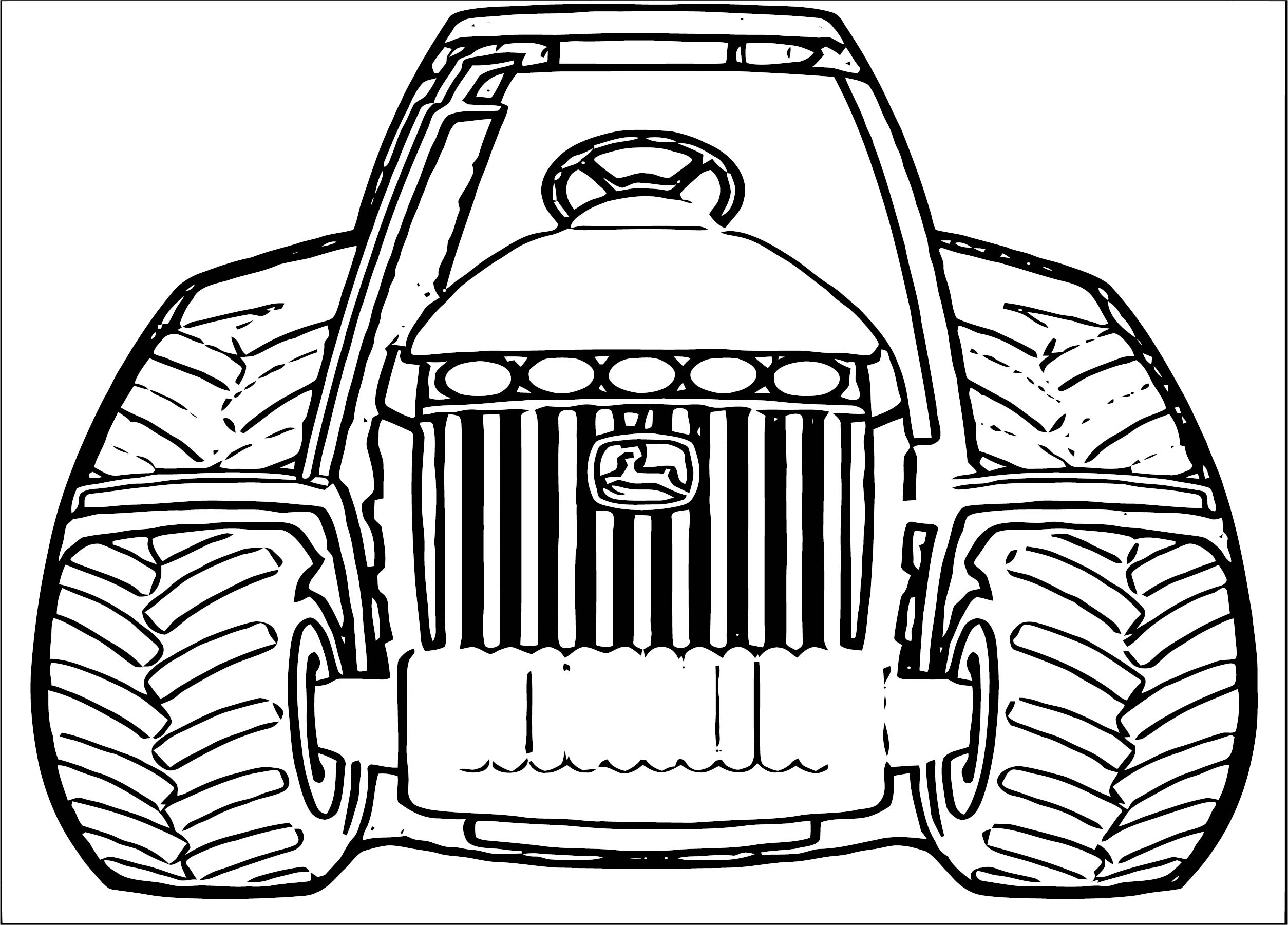 John johnny deere tractor coloring page wecoloringpage 65 for Johnny tractor coloring pages