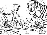 Jungle Book 3 Coloring Page