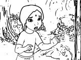 Jungle Book Girl Cartoon Hd Wallpaper Image Coloring Page