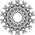 Mandala Shape Style Coloring Page 82