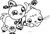 Moshi Monsters Coloring Page 06