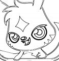 Moshi Monsters Coloring Page 10