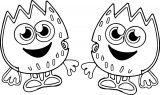 Moshi Monsters Coloring Page 21 1