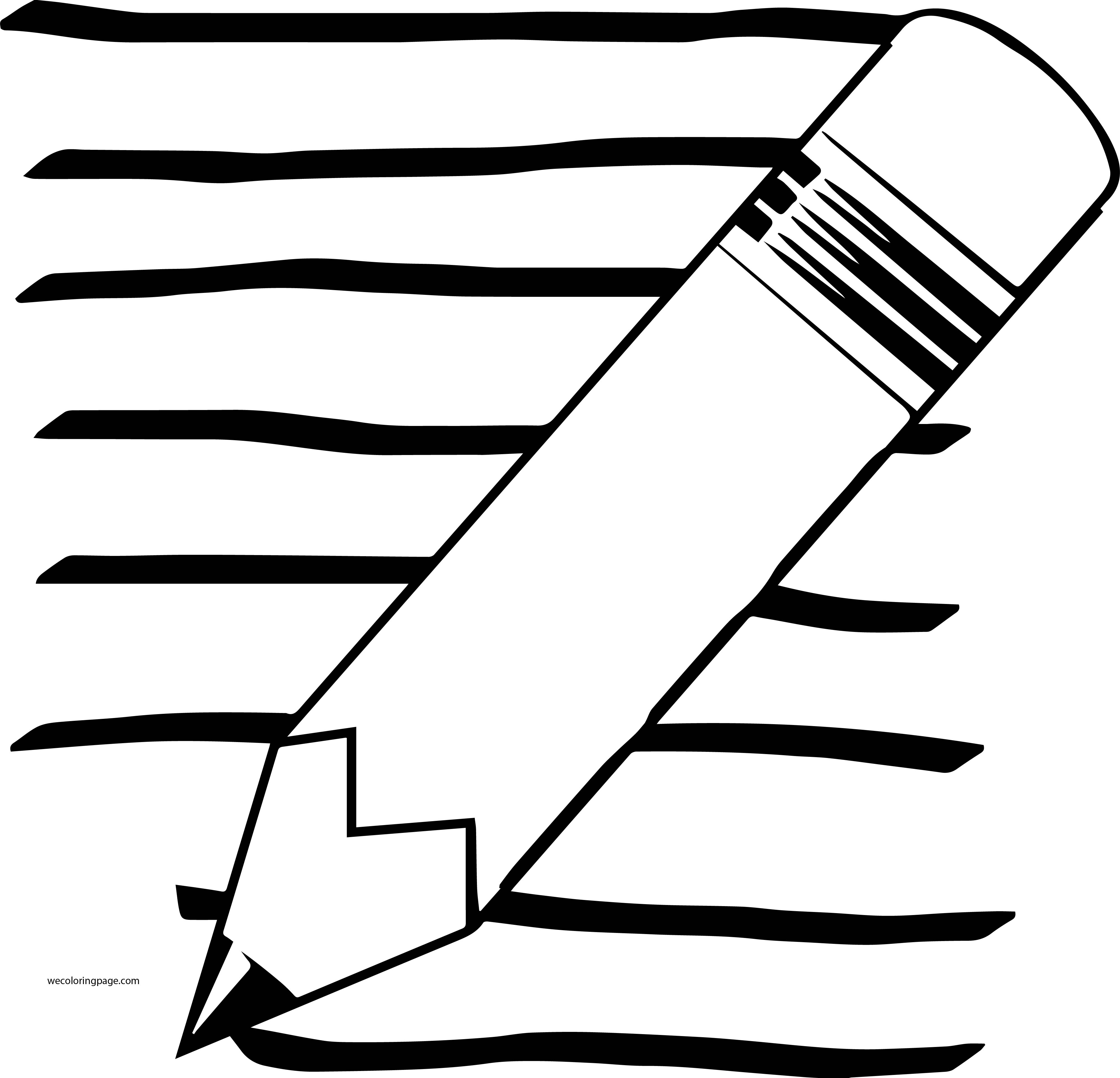 Pen We Coloring Page 090