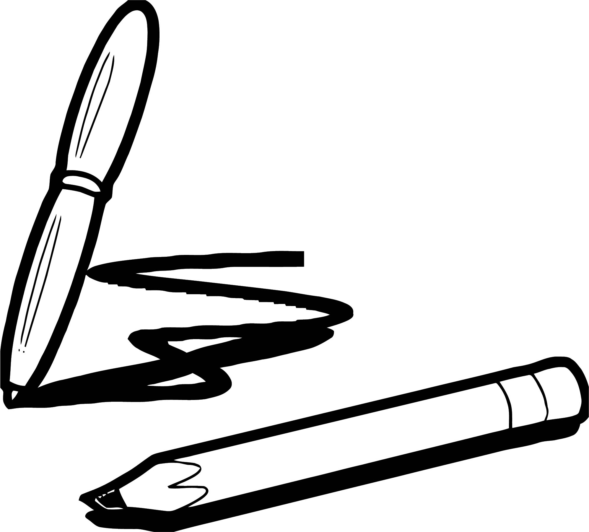 Pen We Coloring Page 175