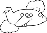Plane We Coloring Page 20