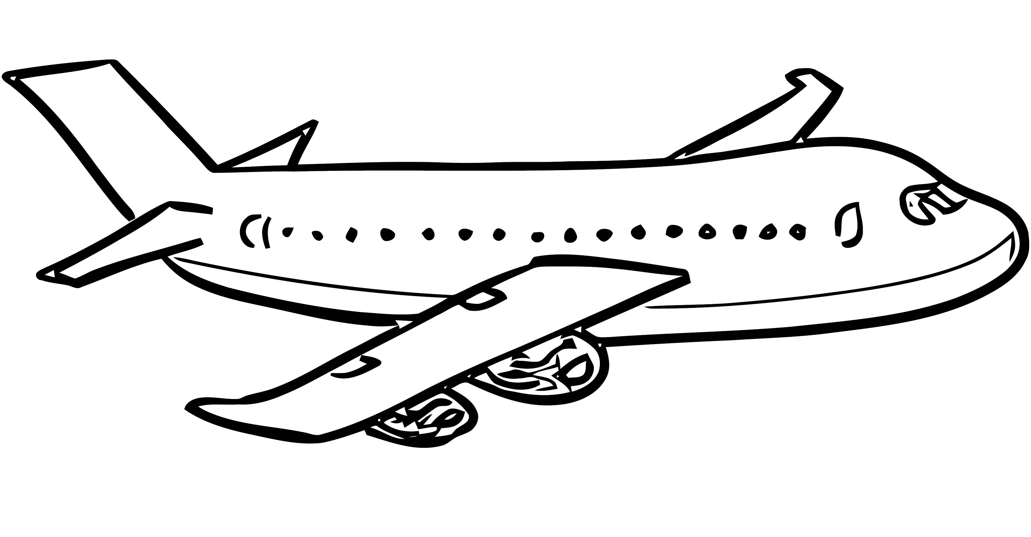 Plane We Coloring Page 29